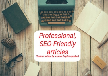 Write The Best SEO Blog, Article, And Website Content