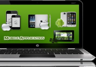 show you how to use any mobile applications in your computer