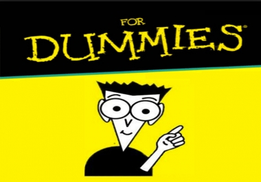 give you 3 for dummies ebooks