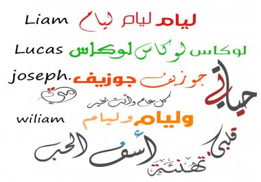 write your name or phrase in Arabic in a wonderful font wonderfulˈwəndərfəl تعريفات wonderful صفة inspiring delight, pleasure, or admiration; extremely good; marvelous. they all think she's won