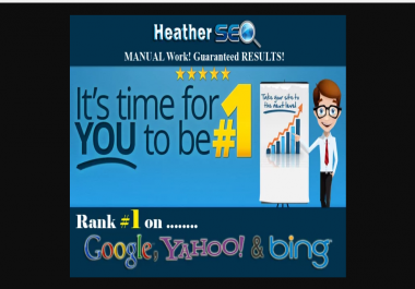Do Rank High On Google With 1000 High Pr Manual Powerful Seo Backlinks