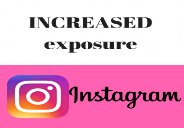manage your Instagram account for 1 week