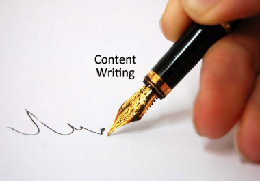 Write Your Content For You With Passion And Precision