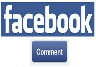 comment three POSITIVE sentences on your facebook page