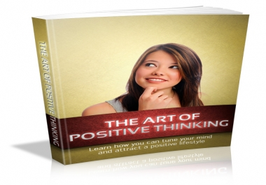 Give You 5 E Books Containing Positive Thinking Tips