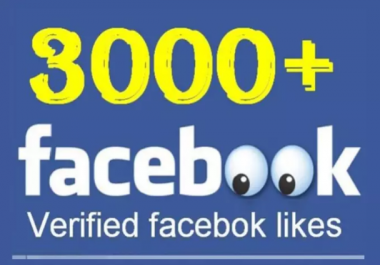 give you 500 facebook likes ( less 2 hours )