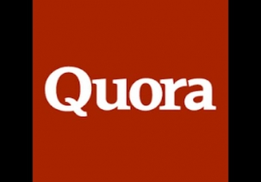 ask a question on Quora about a subject of your choice