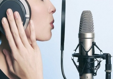 voice act a bit part for your animation project