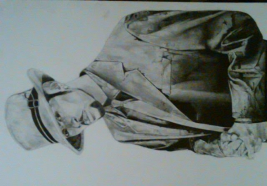 pencil draw a realistic drawing of any photo of you, a friend, a loved one, or your dog with a 2 day turnaround!!!
