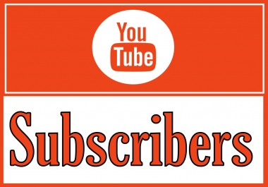 Add 500 YOUTUBE Subscribers (INSTANT)