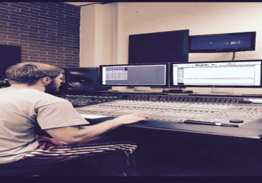 professionally mix and master your song or album to industry standard