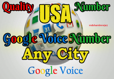 Give you 3 Google Voice Accounts
