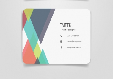 design a logo or Business Card
