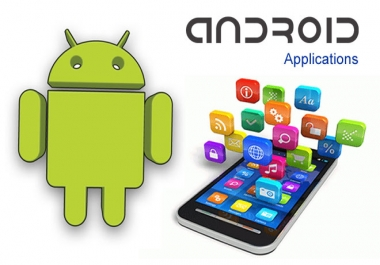 Develop Beautiful Android App For You Like Expert