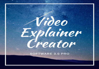 give you video explainer creator pro