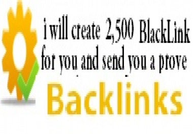 get you a 750+ Backlinks with a Reports