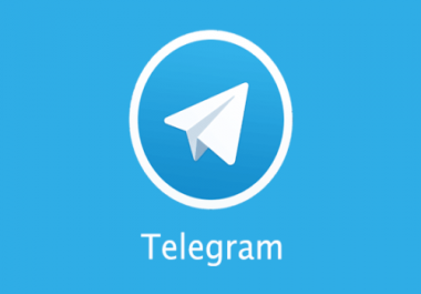 Real  Active 100 Telegram Members