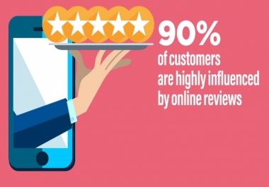 write 10 google review from local guides