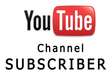 give 100 youtube subscriber And 191 YOUTUBE LIKES to youtube channel