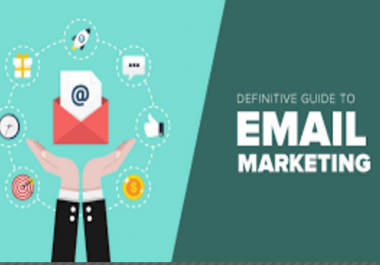 promote your product and business with email marketing