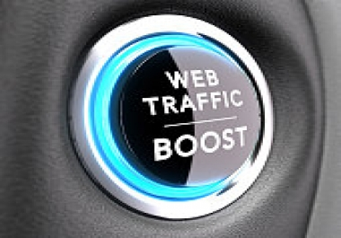 Drive 30,000+ keyword targeted traffic from google
