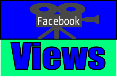 add You Real Fast 50,000+ facebook video views