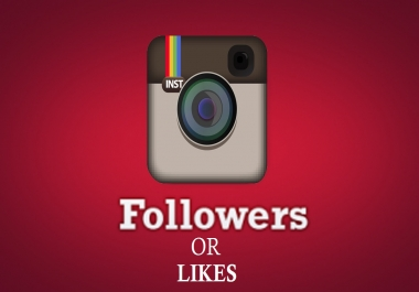 give you 1000 plus permanent instagram followers or likes in 2hrs no drop