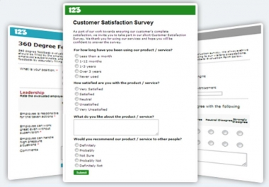 Conduct Your Online Survey With Up To Target US Consumers