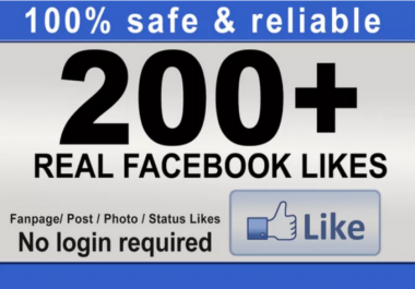 provide 200 Germany,France,United Kingdom,Facebook likes real in 3hrs no drop