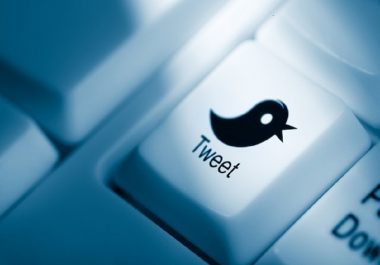 add 400 twitter retweet to your tweet real human active within 3hrs no drop