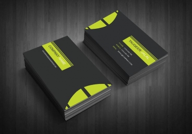 create print ready and professional business card