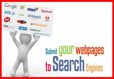 do 50 Search Engine submissions