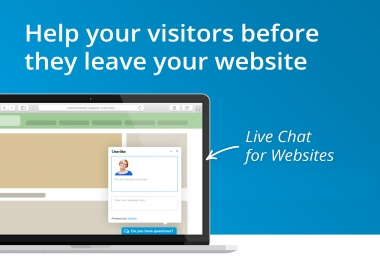 Embed Live Chat Functionality On Your Website for more customers