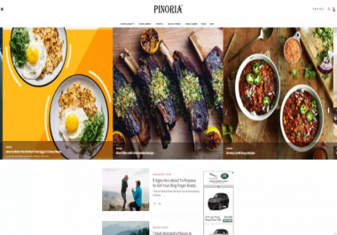 place your guest post on my premium lifestyle blog Pinoria.com