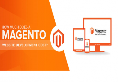 Fix Magento issue Create Website and redesign Magento website for two hundred dollors