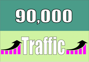 Give You HQ 90,000 USA/UK/CANADA Country Traffic Your Site