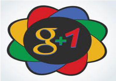google+1 on 30 pages of your website