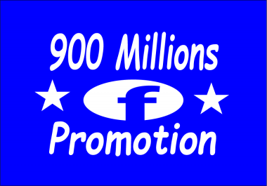 promote your any url over 900 Million active facebook groups Members