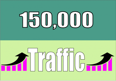Give You HQ 150,000 USA/UK/CANADA Country Traffic Your Site