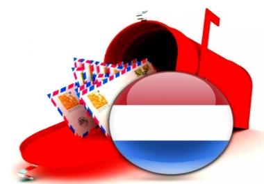 Send Email List Of 700,000 Netherlands Database For Marketing Business