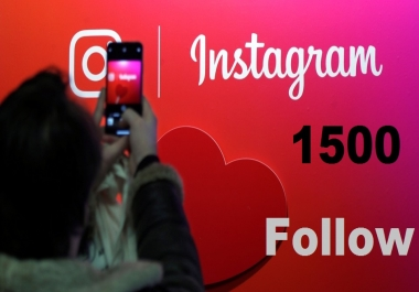 Add Instant 1500 Instagram Followers or 500 Facebook Likes or 2000 Youtube Views