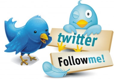give 100 Twitter Followers or 100 Retweets/Favorites 24hrs (Express Delivery)