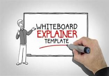 Make Whiteboard Video In 24 Hours