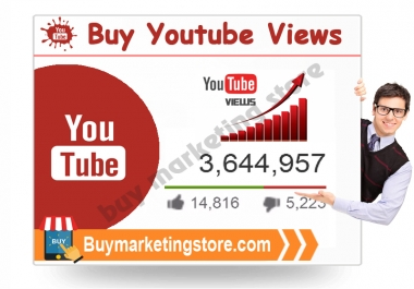 Add 50000 YouTube Views Very Fast and Safe Method