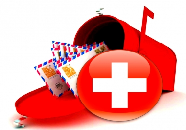 Send 500,000 Email List Of Switzerland Complete Database For Marketing Business