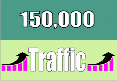 Add Worldwide 150,000 Traffic your Website