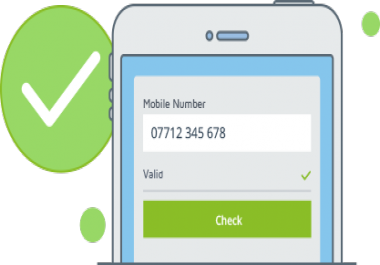Provide all active phone numbers for a particular area code