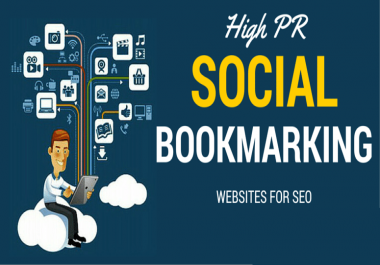 Create Top50 SEO Bookmarks Backlinks
