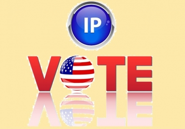 give you 150 genuine IP votes by real people to any IP contest that you are participating