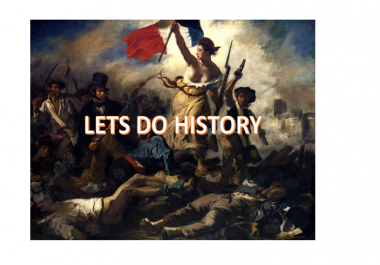 handle and help in American history, government and political science